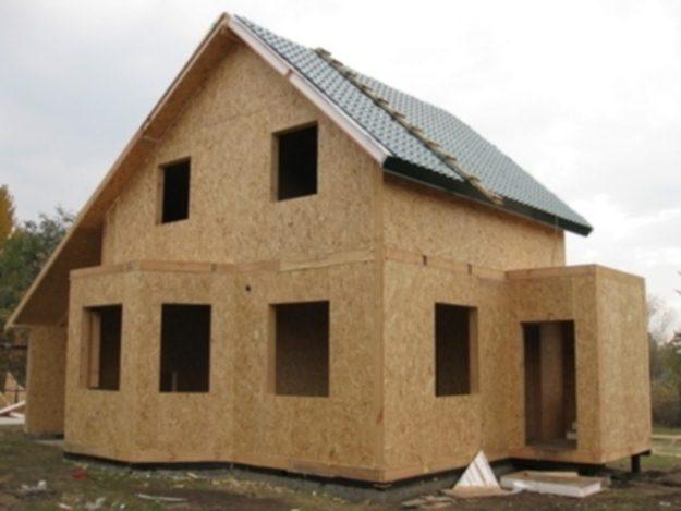 Строительство дешёвого дома своими руками